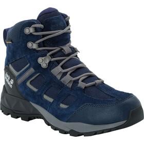 Jack Wolfskin Vojo Hike XT Mid Texapore Scarpe Donna, dark blue/purple